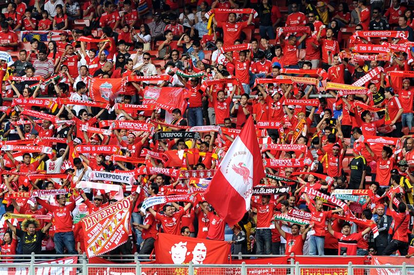Les supporters de Liverpool impliqués dans les drames du Heysel et de Hillsborough