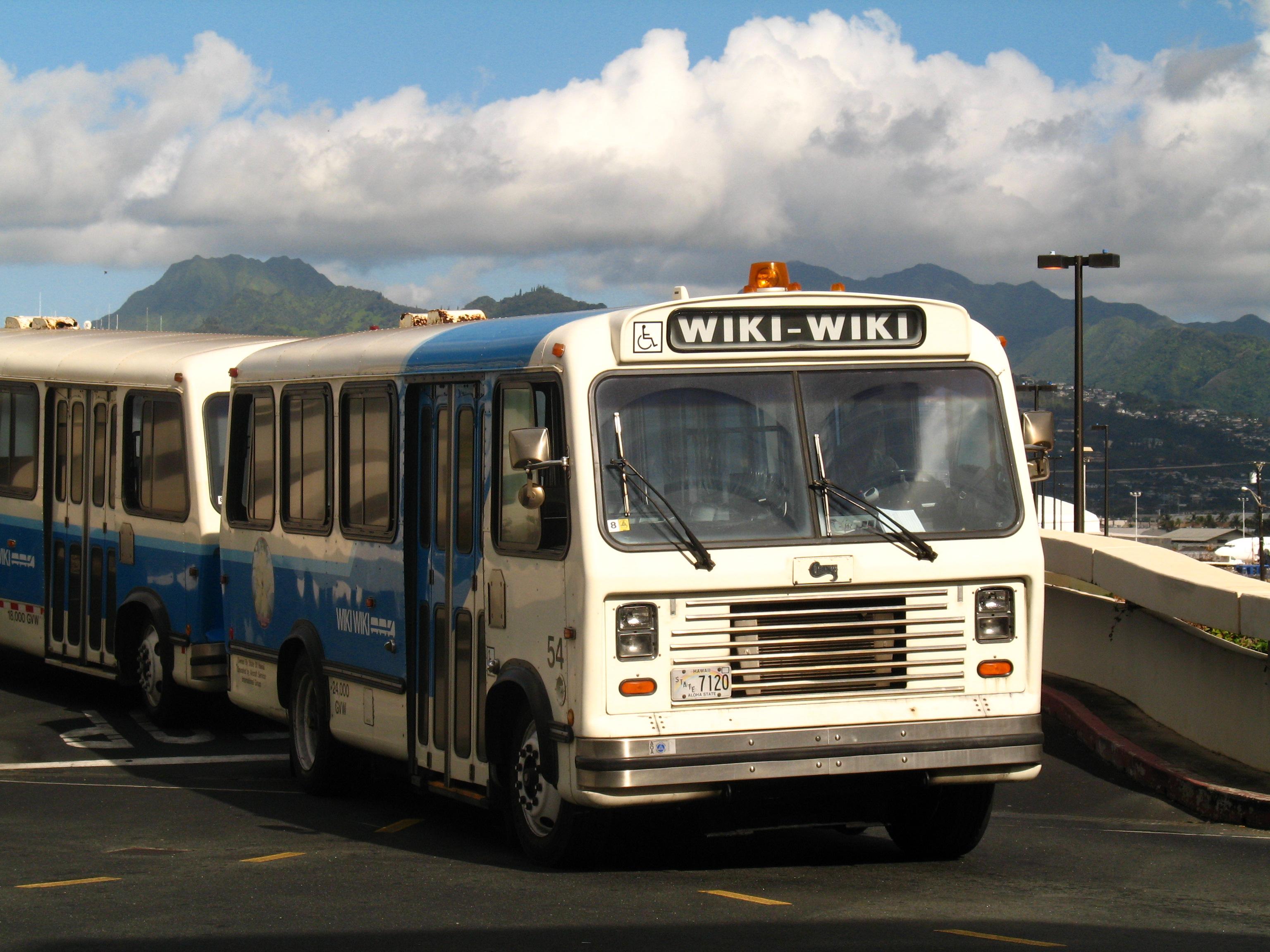 Navette Wiki a Honolulu